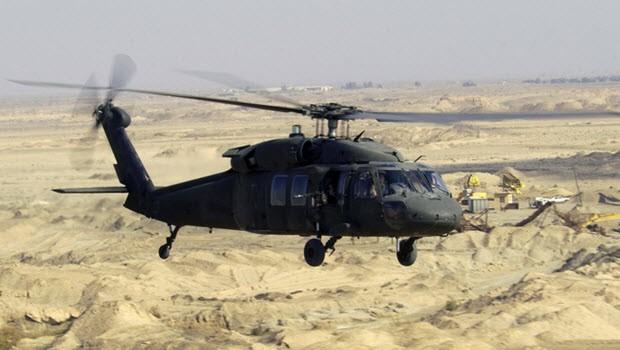 ทหารม้าอากาศกับเครื่องบินคู่ใจ Blackhawk